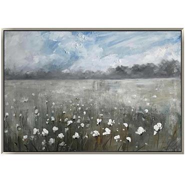 Whispering Grass 80x120cm