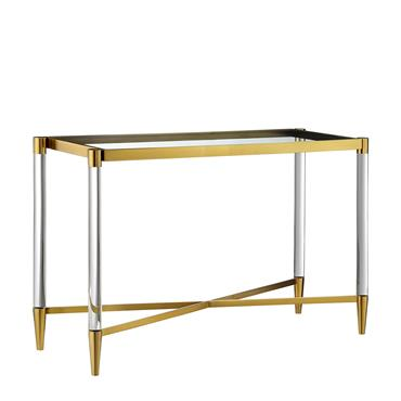 Millie Console Table Gold