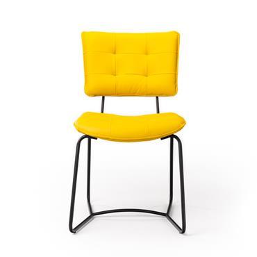 Bali Chair Mustard