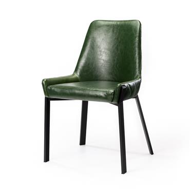 Liam Chair Olive Green PU