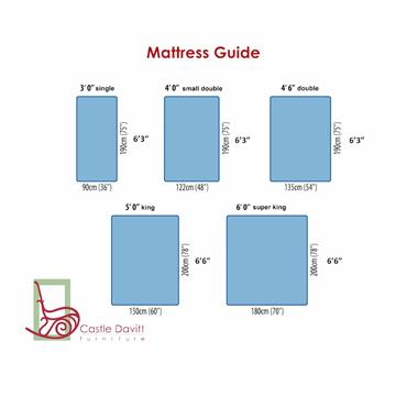 Essential 4'6'' Mattress