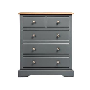France Tall Chest