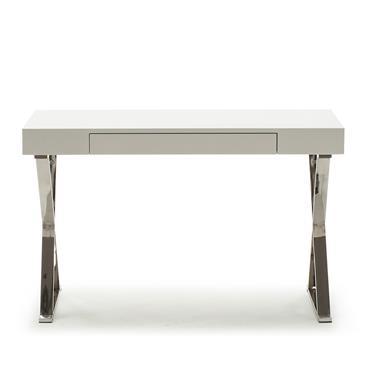 Becca Console Table/Desk White