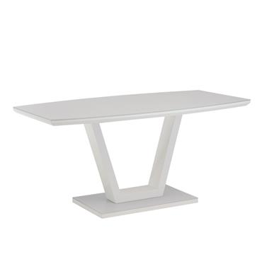 Vincent White 1.6m Dining Table