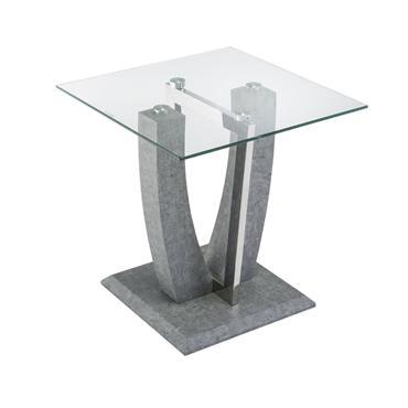 Hallifax End Table