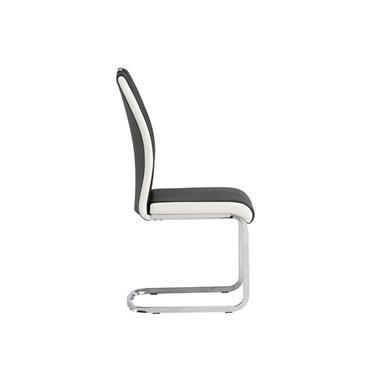 Vincent Chair Black/White