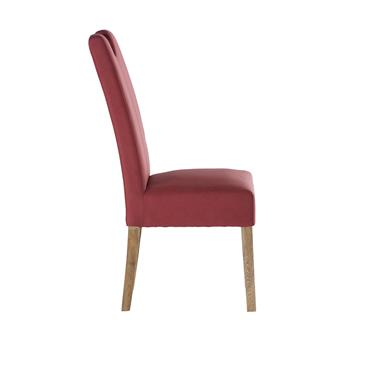 Balmoral Soft Red Chair