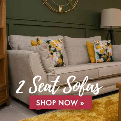 Castle Davitt Furniture 2 Seat Sofa