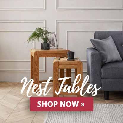 Castle Davitt Furniture Nest Of Tables