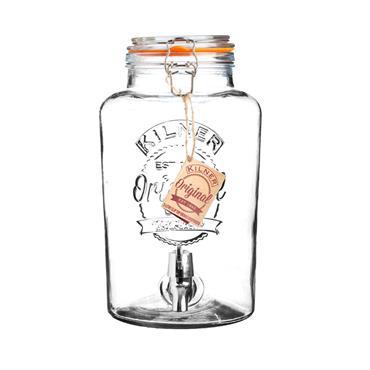 Kilner Drinks Dispenser 5L
