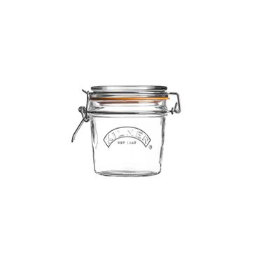 Kilner Round Cliptop Jar 0.35L