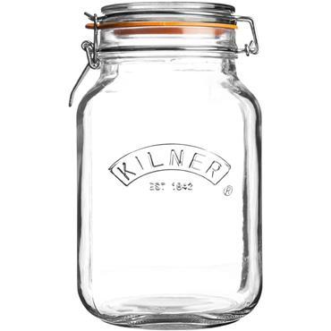 Kilner Cliptop Jar 1.5L