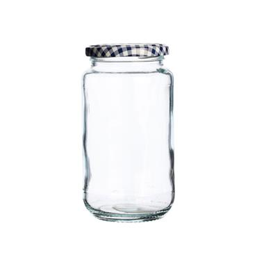 Kilner Round Twist Top Jar 580ml