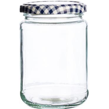 Kilner Round Twist Jar 380ml