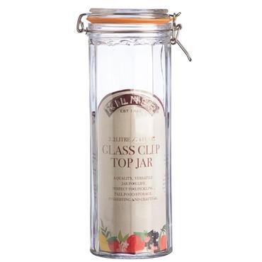 Kilner Clip Top Jar 2.2L