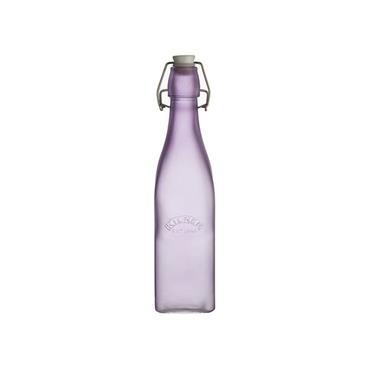 Kilner Purple Frosted Clip Top Bottle 0.56L
