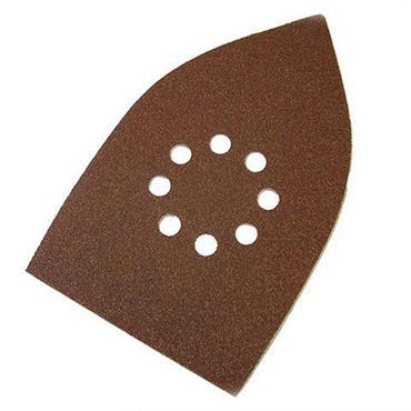 National Abrasives Multi Sander Pads Assorted 5pk