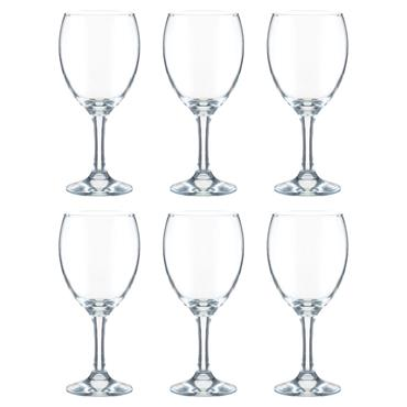 Essentials Red Wine Glasses 30cl 6pk