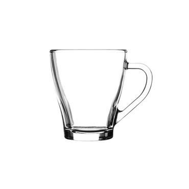 Essentials Glass Mug 25cl