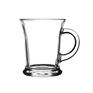 Ravenhead Essentials Glass Mug 38.5cl