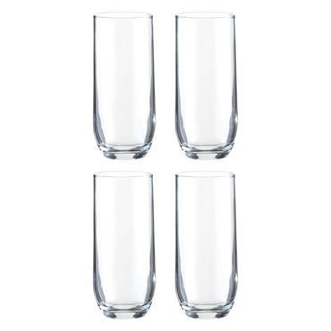 Ravenhead Tulip Hiball Glasses 30cl 4pk