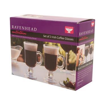 Ravenhead Entertain Irish Coffee Set