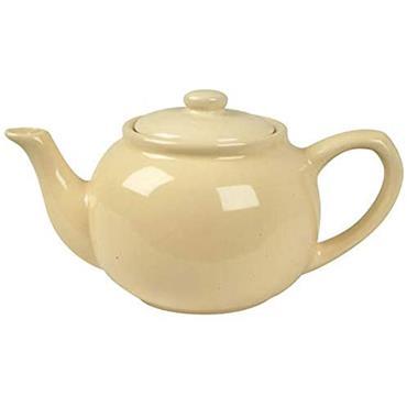 Price & Kensington Cream 6 Cup Teapot