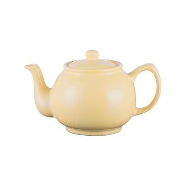 Rayware Pastel Yellow 6 Cup Teapot