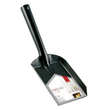 """De Vielle Fireplace Coal Shovel 4"""" Black"""