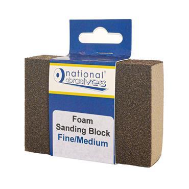 Foam Sanding Block Fine/medium