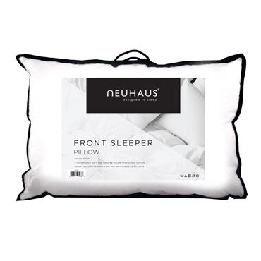 Neuhaus Front Sleeper Soft Pillow