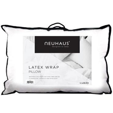 Neuhaus Latex Wrap Pillow