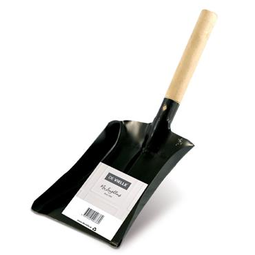 "De Vielle 7"" Fire Shovel & Wood Handle"