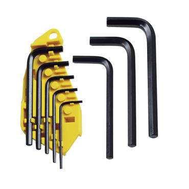 Stanley 8pce Hex Key Set Imp