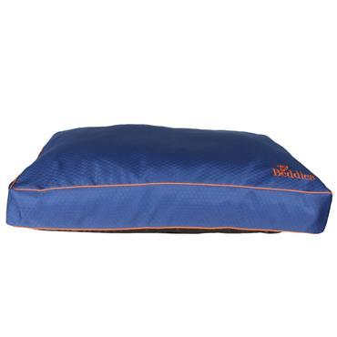 Beddies Waterproof Mattress Blue / Rust Small