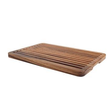 T&G Woodware Tuscany Bread Board In Acacia