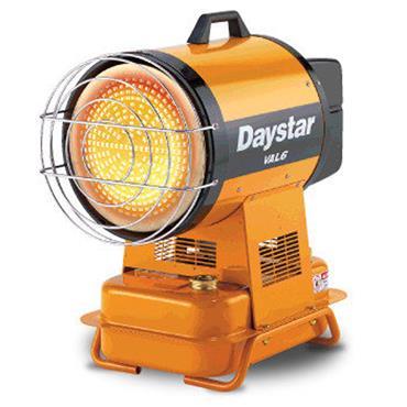 Daystar Val6 Diesel Blow Heater 60 000 Btu
