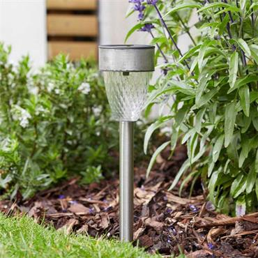 Smart Garden Cygnus Stake Light   Warm White 5L