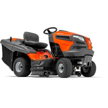 Husqvarna TC239T  V Twin    20hp   38inch Cut. Mulch And Collect From Seat