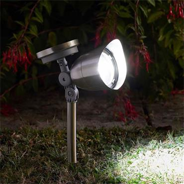 Smart Garden Mega Spoltlight Stainless Steel 10L