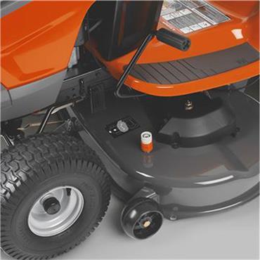 Husqvarna TS138 Tractor Mower
