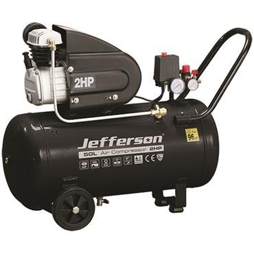 Jefferson 50L 220V Air Compressor & Kit