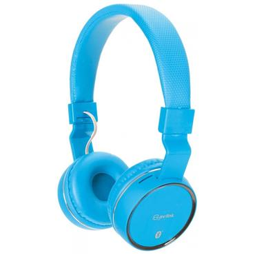 AV:Link Bluetooth Headphones Blue