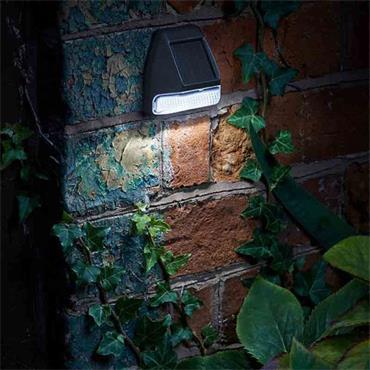 Smart Garden Wall Fence & Post Light 3L 4pk