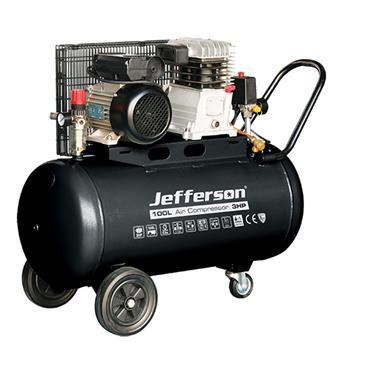 Jefferson 100L 3HP Compressor