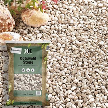 Kelkay Cotswold Stone Chippings 25kg
