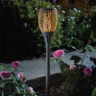 Smart Garden Flaming Torch Open Stock Slate