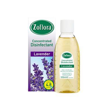 Zoflora Disinfectant 120ml Lavender