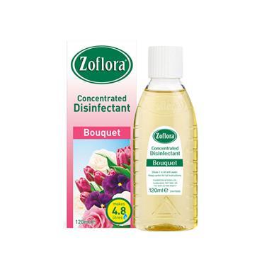 Zoflora Disinfectant 120ml Bouquet