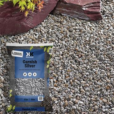 Kelkay Cornish Silver Chippings 25kg